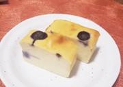 低糖質♡おからの濃厚ベリーチーズケーキの写真