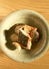 鮭とエリンギのバターよっちゃん焼き