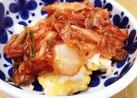 *炒り卵キムチ*