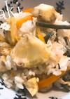 炊飯器で簡単☆山菜栗おこわ