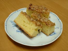 キャラメルナッツケーキ♪【くるみ】