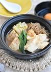 鶏むね肉のスタミナすき煮【作り置き】