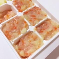ツナ入りポテトサラダ☆離乳食中期