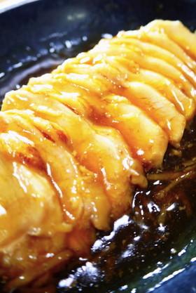 鶏むね肉チャーシュー。(電気圧力鍋6分)