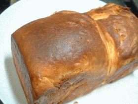 ちょっとカロリーカット★デニッシュ食パン