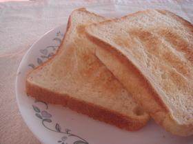 HBで*ふわふわカルピス食パン*