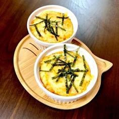 キムチ!長芋と豆腐のなめらかグラタン♫