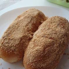 懐かしい♪ 給食の揚げパン