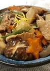 小芋その他野菜.豚肉の煮物