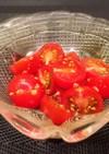 常備菜に◎プチトマトのマリネ風