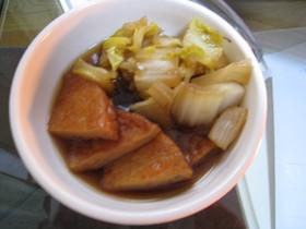 くたくた白菜の煮物