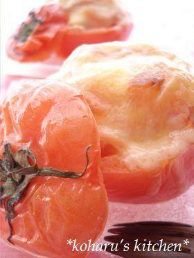 まるごと完熟トマトのヘルシーツナグラタン