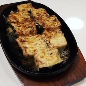 ズッキーニのマヨチーズ焼き