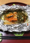 ♪鮭のホイル焼き♪ シンプルで美味しい