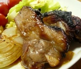 豚スペアリブ マーマレード風味