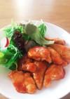 ♡鶏ささみのチリソース炒め♡お弁当に!