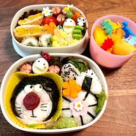 保育園のお弁当(2018.10)