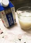 麹甘酒と焼酎でマッコリ〜〜気分!