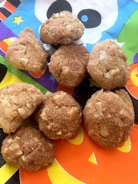 簡単さっくり米粉クッキー