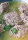レバー団子スープ「ハンガリー料理」