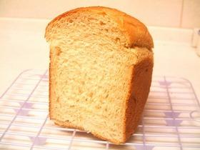 HBでサクふわ☆白ゴマたまご食パン