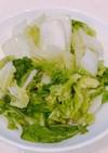 塩麹と昆布茶で、シャキシャキ白菜の漬物!