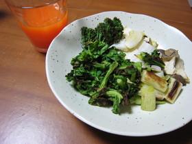 ベジーテと焼き野菜♪