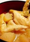炊飯器で簡単!出汁までおいしい手羽先大根