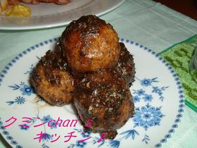ゴマ味噌 五平餅 ~ピーナッツ入り~