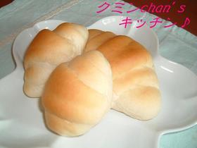 基本のロールパン ~中力粉で~