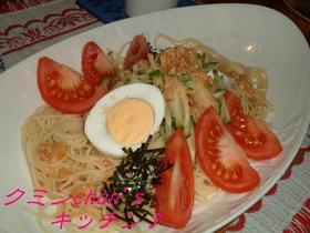 辛みゴマ麺 ~すっきり味~