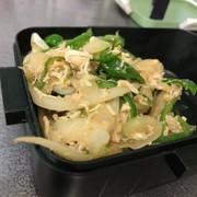 お弁当のおかず☆味噌野菜炒めの写真