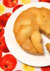 簡単!たっぷりりんごのタルトタタン