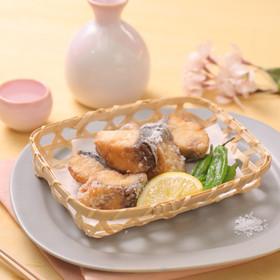 お弁当やおつまみに☆さわらの竜田揚げ