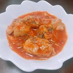 チキンのトマト煮♩