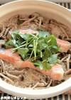 土鍋で簡単★鮭としめじの炊き込みご飯