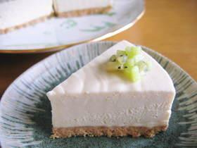 超リッチ☆ロイヤルミルクティ・レアチーズケーキ
