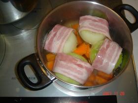 たまねぎまるごと煮