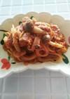 茹でない 簡単サバ缶トマトパスタ