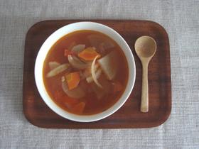 おなかすっきり冬のデトックススープ