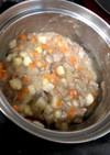 まぐろと里芋の煮物*離乳食後期