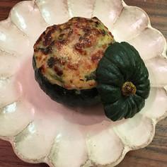 【ハロウィンレシピ】かぼちゃグラタン