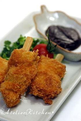 ちび味噌串カツの味噌ダレ