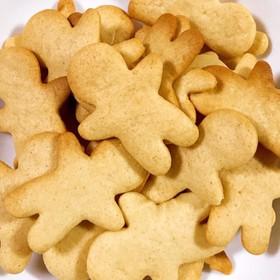 簡単♪HMで作るジンジャークッキー