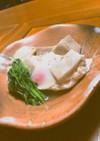 高野豆腐と卵の含め煮