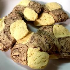 材料3つ☆HMで簡単さくさくクッキー