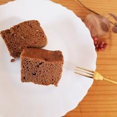 タッパで簡単★*゚おから珈琲蒸しパン