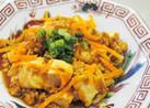にんじんたっぷり麻婆豆腐
