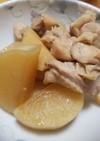 炊飯器で簡単!しみしみ皮ごと鶏大根