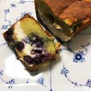 スタンドミキサーで簡単♪パウンドケーキ